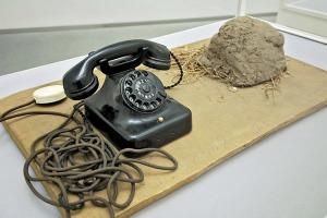 Erdtelefon (Téléphone terrestre) 1968