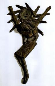 Sonnenkreuz (Croix soleil) 1947-48