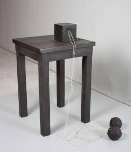 Tisch mit Aggregat (Table) 1958